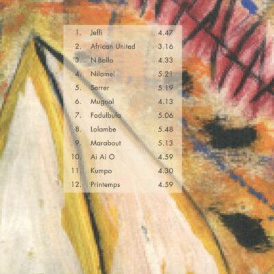 Voix du Bois – «Marabout» CD